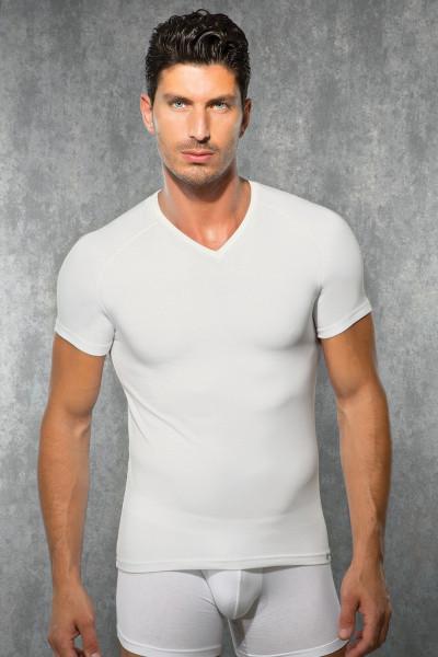 Термо футболка чоловіча чорного кольору DOREANSE 2885
