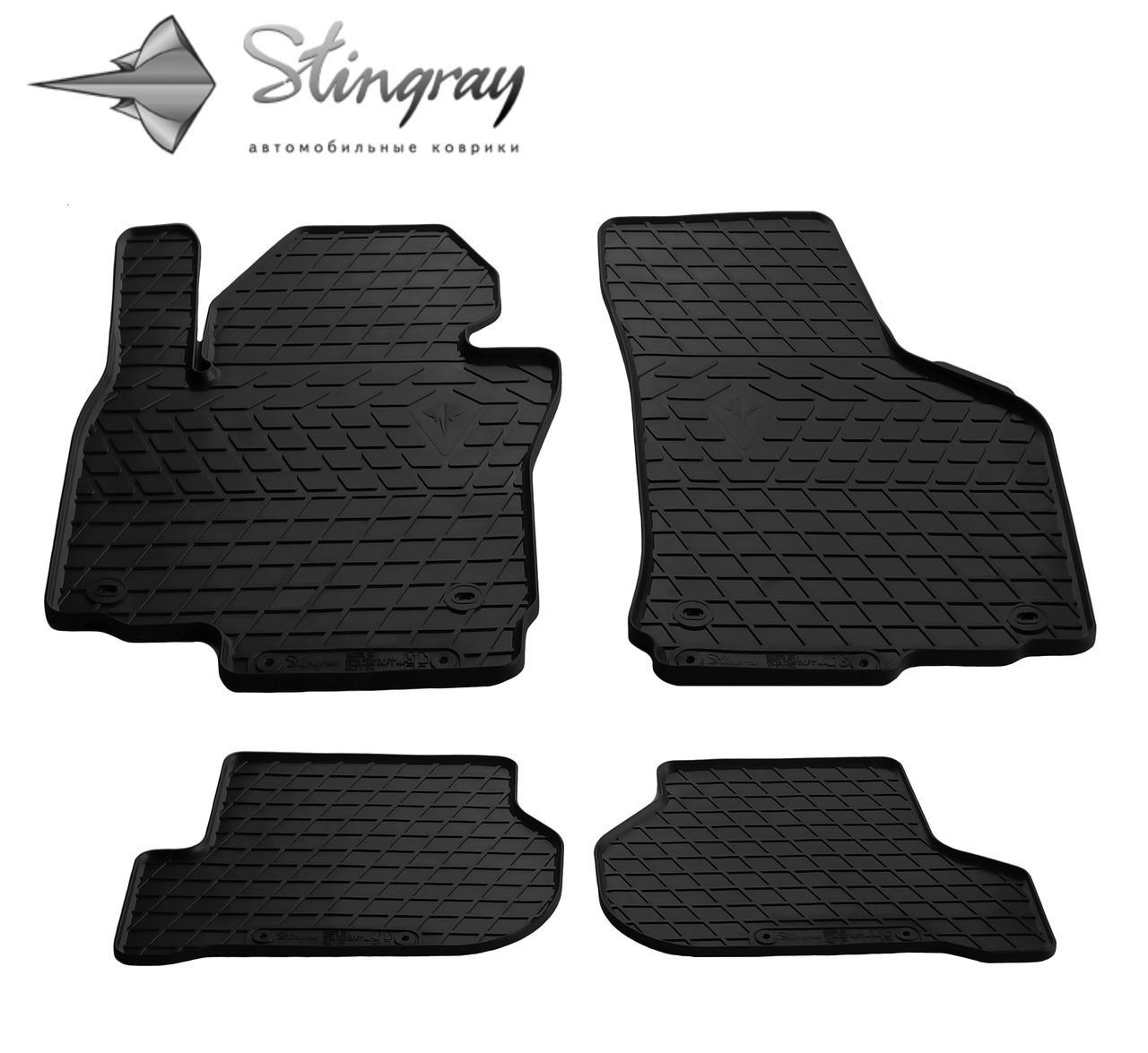 Килимки автомобільні для Volkswagen Golf VI 2008-2013 Stingray