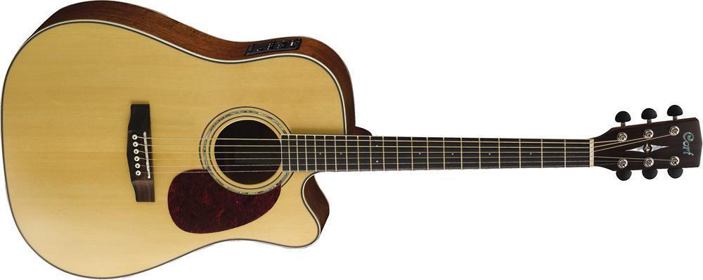 Електро-акустична гітара CORT MR710F (NAT)