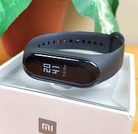 Фитнес-трекер умный браслет Xiaomi Mi Band 3 оригинал на русской прошивкой
