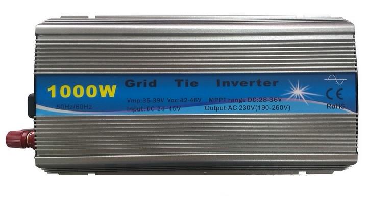 Инвертор сетевой AGI-1000W
