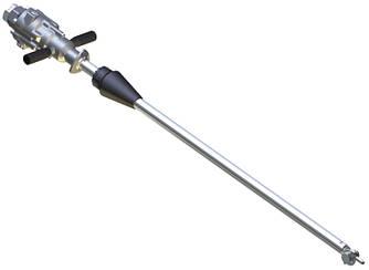 Моечная головка с гидравлическим приводом - диаметр - 50 мм