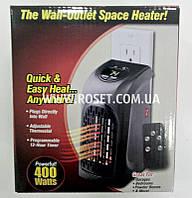 Обогреватель Тепловентилятор Handy Heater 400W с пультом