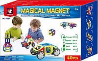 """Игровой набор """"Магнитный конструктор, 40 деталей"""" (702A)"""