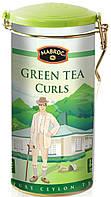 Чай зелёный Mabroc Green tea curls 200 г железная банка