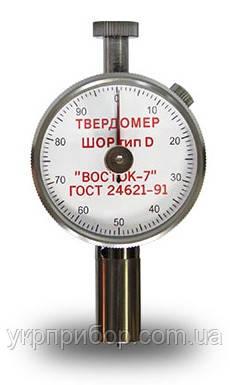 ТВР-D твердомер портативный по шкале Шора тип D