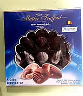 Шоколадные конфеты Maitre Truffout Дары моря с ореховой начинкой 250 г