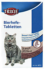 Витамины Trixie Brewer's Yeast Tablets для кят с пивными дрожжами, 50 г