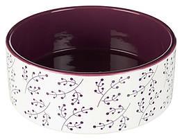 Миска Trixie Ceramic Bowl для грызунов, керамика, 0.3 л