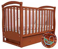 Детская кроватка Соня ЛД 6 маятник, фото 1