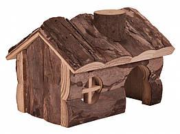 Дом Trixie Hendrik для мелких грызунов, 15х12х11 см