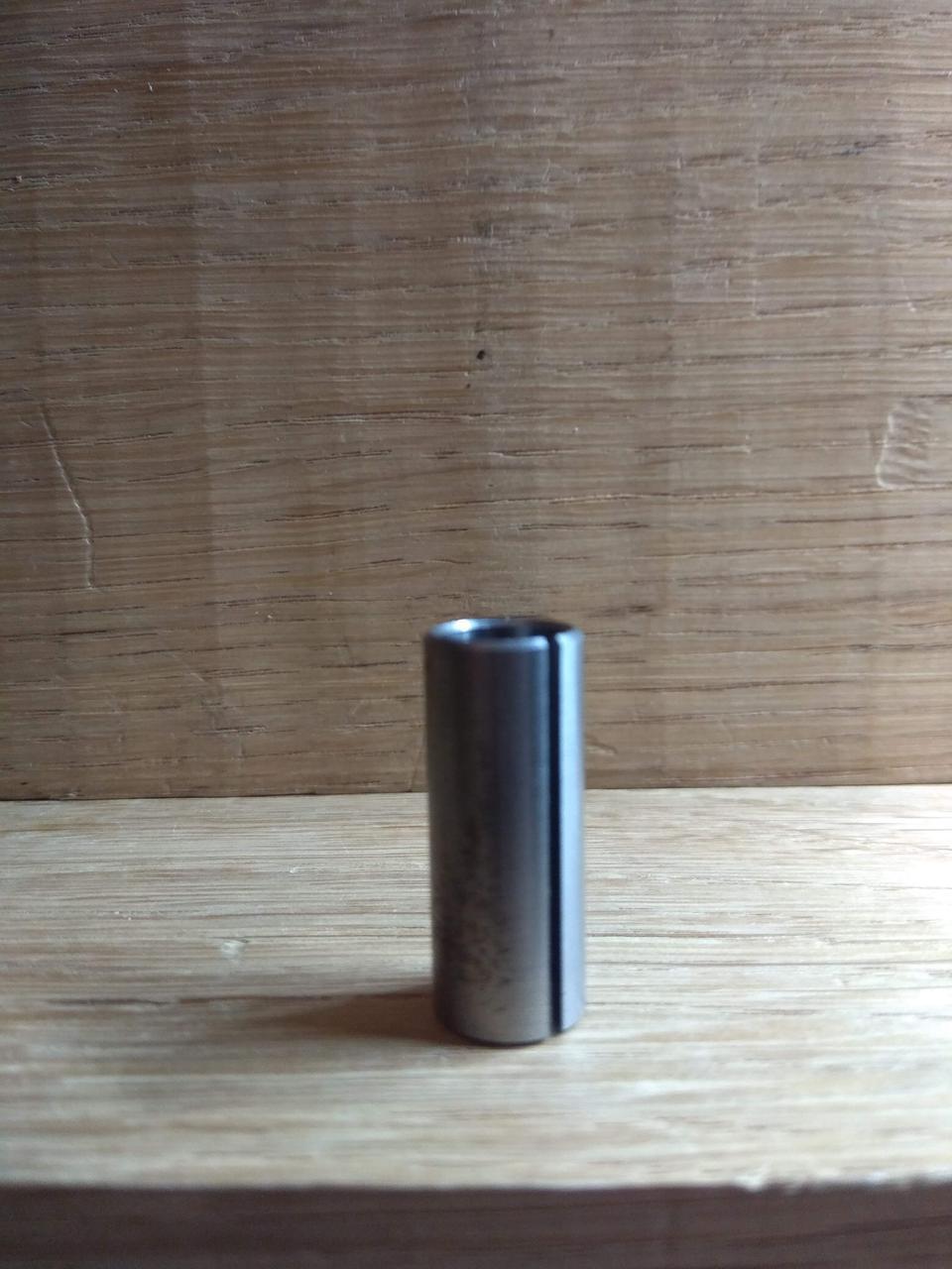 Редукционная втулка для фрезы с 8мм на 10мм
