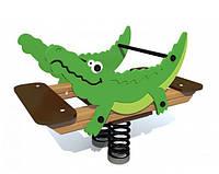 "Гойдалка на пружині ""Крокодил"" MIDEKO"