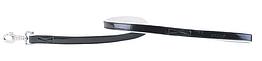 Поводок Collar Brilliance черно-белый