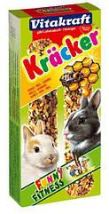 Крекер Vitakraft для кроликов c медом, 2 шт