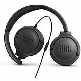 JBL T500 (JBLT500BLK) Black, фото 5