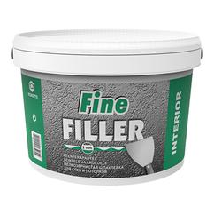 Мелкозернистая шпаклевка Fine Filler Eskaro 10л