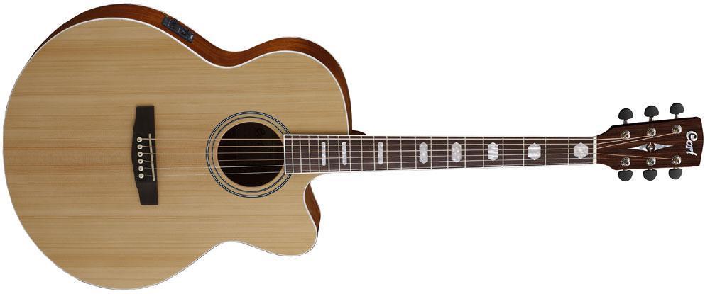 Електро-акустична гітара CORT CJ1F (NS)