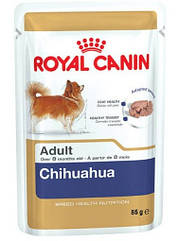 Royal Canin Chihuahua Adult 85 г для взрослых собак породы чихуахуа