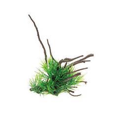 Растение Aquael B 2207 для аквариума, пластик, 24х12х16 см