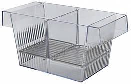 Отсадник для рыб Trixie Fish Hatchery для аквариума, пластик, 20х10х10 см