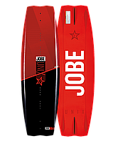 Вейкборд Jobe Unix Wakeboard Series Red (133 см)