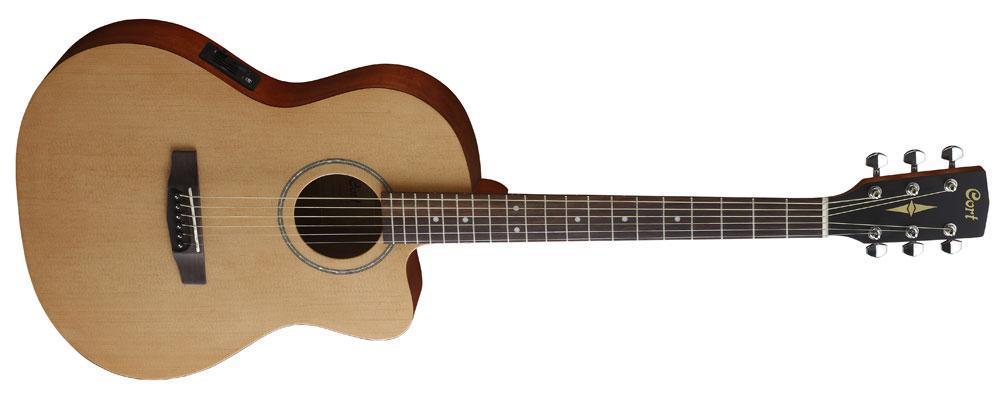Електро-акустична гітара CORT JADE 1E (OP)