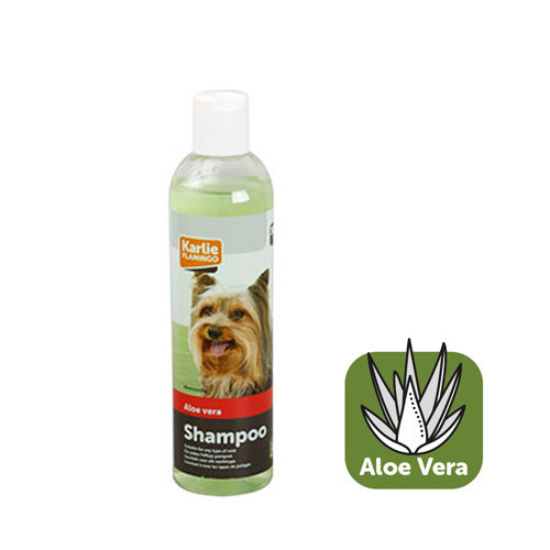 Шампунь Karlie-Flamingo Aloe Vera Shampoo для собак с алоэ-вера, 300 мл