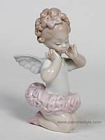 Фарфоровая статуэтка Балерина-ангелочек (Pavone)