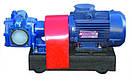 Насосний агрегат НМШ 5-25-4,0/25 з 5,5 кВт шестерневий, фото 3