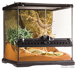 Террариум Exo Terra Natural Mini стеклянный 30x30x30 см (PT2600.)