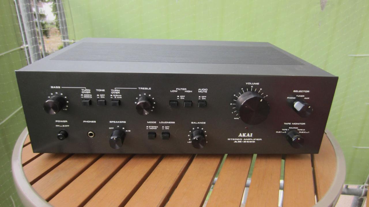 Усилитель 2400 SPEAKER PR5