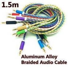 AUX кабель 1.5 м кристал Розпродаж