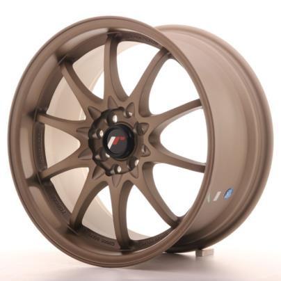 Диски литые Japan Racing JR5  R15 J7-8 ET28-35 4x100 цвет и размер на выбор