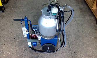Доильный аппарат АИД-1Р (с масляным компрессором)