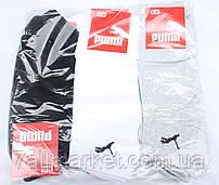 """Шкарпетки чоловічі спортивні PUMA короткі розмір 41-45 (1уп/12пар) """"NEW SOCKS"""" купити оптом в Одесі на 7 км"""