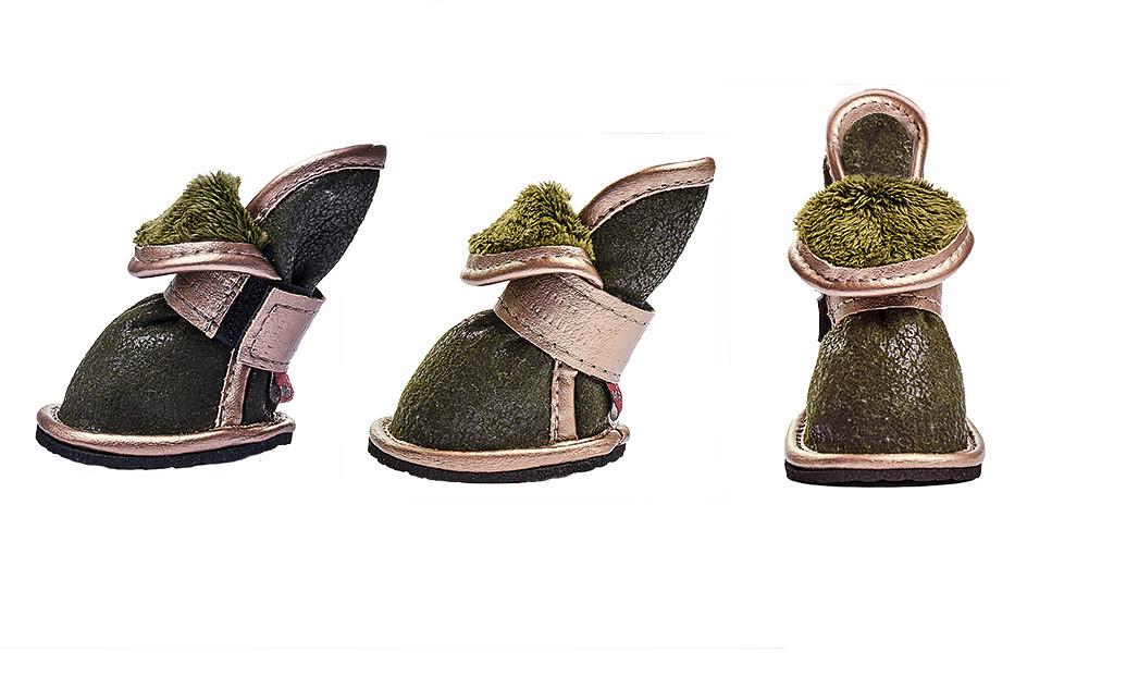 Ботинки Pet Fashion Кросс для собак утепленные 3