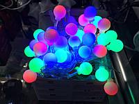 Гирлянда Пластик Шар 40 лампочек
