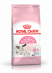 Royal Canin Mother & Babycat 4 кг для кят до 4 мес