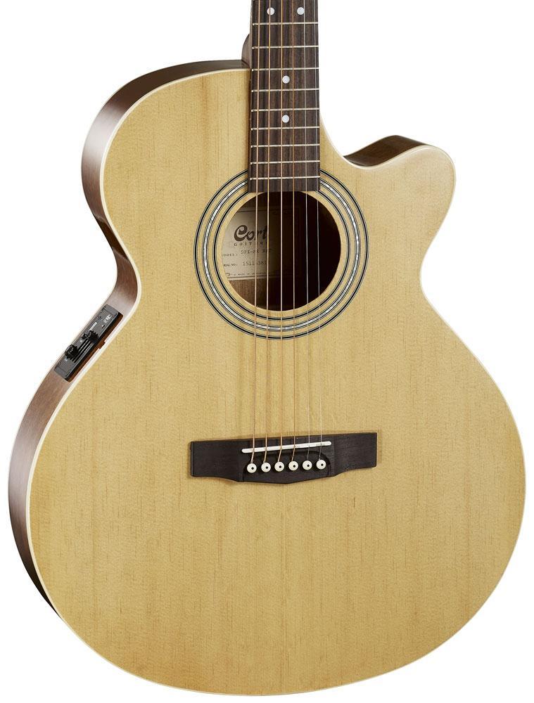 Електро-акустична гітара CORT SFX-ME (NAT)