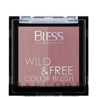 Румяна двойные Duo Color Blush Wild&Free Bless Beauty № 03, фото 1