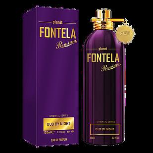 Парфумована вода Fon cosmetics Fontela OUD BBY NIGHT 100 мл (3541170)