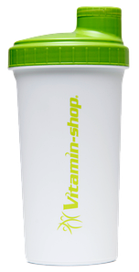 Шейкер TREC Shaker Vitamin-Shop. 700 ml white