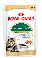 Royal Canin Maine Coon Adult 85 г для мейн кунов