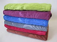 Цветные полотенца для лица.
