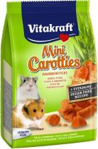 Лакомство Vitakraft Mini Carroties для грызунов с морковью и злаками, 50 г
