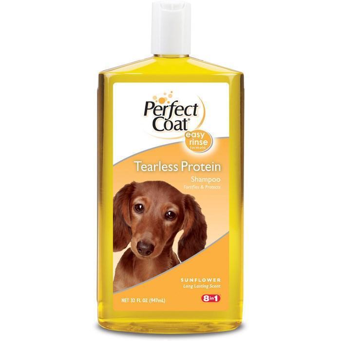 Шампунь 8 in 1 Tearless Protein Shampoo для собак с преинами, без слез, 947 мл