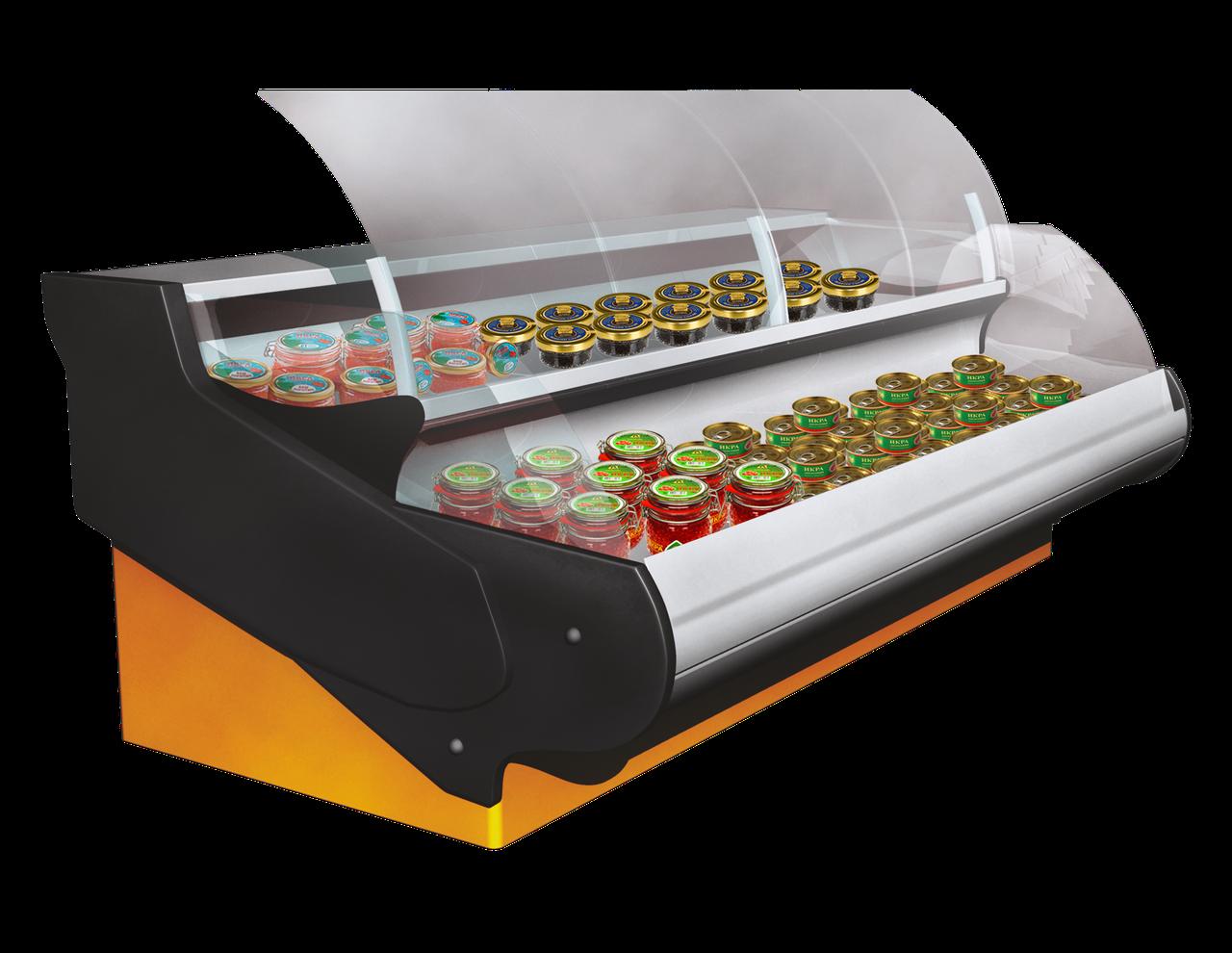 Витрина холодильная Росс Messina 1,0