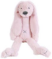 Happy Horse - мягкая игрушка Крольчонок Риччи - 38 см, цвет pink, фото 1