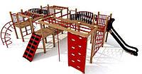 Детский игровой комплекс «Пират» БК-711К